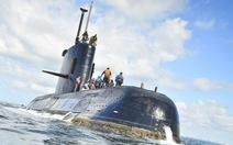 Tín hiệu vệ tinh không giúp ích trong tìm kiếm tàu ngầm Argentina