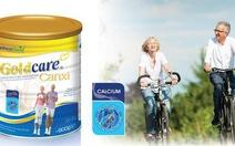Giải pháp phòng ngừa loãng xương với GoldCare Canxi