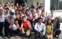 Chàng trai bỏ việc lương trăm triệu để 'Giảng dạy vì Việt Nam'