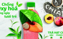 Coca-Cola ra mắt sản phẩm mới Fuzetea+  chống ôxy hóa – sống ngày tươi trẻ