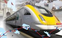 Năm 2019 báo cáo Quốc hội chủ trương đầu tư đường sắt tốc độ cao