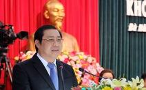 Thủ tướng ký quyết định cảnh cáo ông Huỳnh Đức Thơ