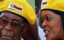 Khi đệ nhất phu nhân Zimbabwe bị báo đảng hạ bệ