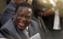 Vì sao tân lãnh đạo Zimbabwe có biệt danh 'Cá sấu'?