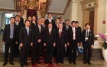 Tăng cường quan hệ hợp tác giữa TP.Osaka và TP.HCM