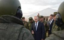 Tổng thống Nga muốn tăng sức mạnh quốc phòng