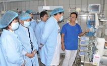 Ba trẻ Bắc Ninh nhiễm chủng vi khuẩn kháng thuốc