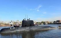 Phát hiện 'tiếng nổ' gần vị trí tàu ngầm Argentina mất tích