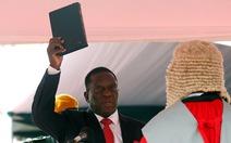 Video: Ông Mnangagwa nhậm chức tổng thống Zimbabwe