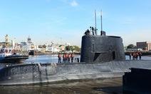 Video hiếm hoi bên trong tàu ngầm Argentina mất tích