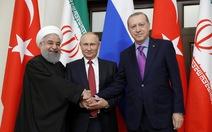 Hòa bình cho Syria, Mỹ dễ mất cả chì lẫn chài