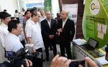 TP.HCM muốn các nhà máy xử lý rác đẹp và thông minh