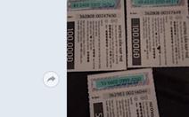 Cảnh giác chiêu lừa bán hàng online trả bằng thẻ cào