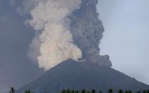 Di tản 100.000 người ở Bali vì núi lửa 'rùng mình'