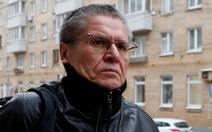 Cựu bộ trưởng Nga khai: 'Tưởng túi tiền 2 triệu USD là chai rượu quý'