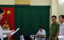 Bắt giám đốc công ty lương thực Trà Vinh gây thất thoát 659 tỉ đồng