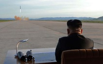 Tên lửa Triều Tiên có thể chạm tới Washington