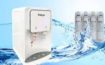 Máy lọc nước Yakyo – an toàn cho sức khỏe