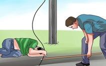 Cảnh báo tai nạn có thể gây chết người do bỏng điện