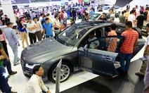 Xe hơi Việt Nam trong nhóm bán chậm nhất Đông Nam Á