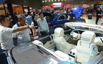 Chính thức giảm thuế nhập khẩu linh kiện ôtô về 0% từ 2018
