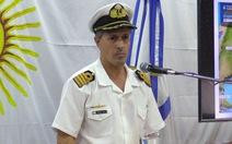 Argentina ngừng tìm kiếm đoàn thủy thủ tàu ngầm mất tích