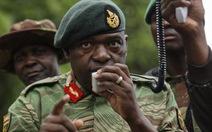 Nội các mới của Zimbabwe toàn tướng quân đội