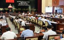 Tăng GRDP 8,5%, TP.HCM mới thu đủ ngân sách năm 2018
