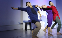 John Huy Trần và các học trò lần đầu cùng múa 'Between Us'