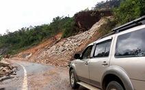 Đã thông tuyến Nha Trang - Đà Lạt sau sạt lở