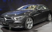 Mercedes-Benz CLS 2019 ra mắt