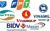 Viettel, Vinamilk và VNPT là ba thương hiệu giá trị nhất