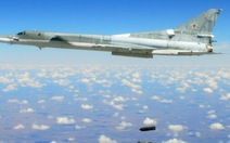 Máy bay cất cánh từ Nga đi dội bom IS ở Syria