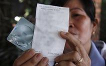 Cất kỹ thẻ ATM, nữ công nhân vẫn bị rút sạch tiền lương