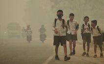 Không khí ô nhiễm bóp nghẹt tim, phổi 17 triệu trẻ em