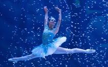 Bản ballet cho mùa Giáng sinh: 'Kẹp hạt dẻ'