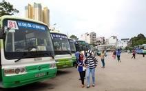 Đề xuất chi gần 3 tỷ đồng lập quy hoạch mạng lưới xe buýt TP.HCM