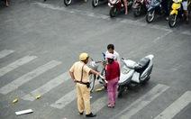 Tăng mức xử phạt để giảm ùn tắc giao thông