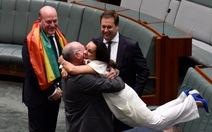 Úc chính thức thừa nhận hôn nhân đồng giới