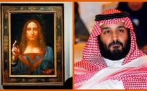 Hoàng tử Saudi Arabia là người sở hữu bức tranh đắt nhất thế giới