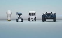 Honda sẽ trình làng loạt robot AI mới tại CES 2018