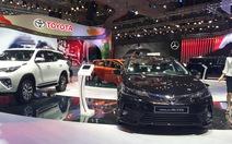 Bãi bỏ thông tư 20 về thủ tục nhập khẩu ô tô