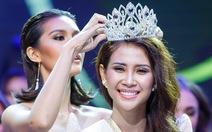 Liên Phương đăng quang Miss Eco Tourism 2017
