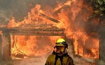 Thế giới trong tuần qua ảnh: hỏa hoạn kinh hoàng ở California