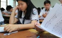 Đề kiểm tra 'tham nhũng để báo hiếu' khiến học trò thích thú