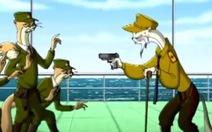 Triều Tiên đưa súng đạn vào phim hoạt hình trẻ em