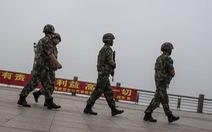 Nghi Trung Quốc xây trại tị nạn dọc biên giới Triều Tiên
