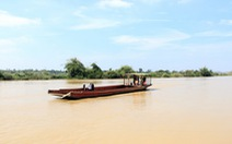 Tìm thấy thi thể người đàn ông bị cuốn trôi trên sông Krông Ana