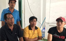 Nhóm thuyền trưởng Việt tuyệt thực phản đối bản án của Indonesia