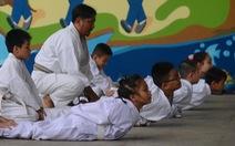 Quảng Nam thí điểm dạy võ, bóng đá trong trường THCS